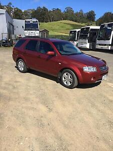 Ford territory Cygnet Huon Valley Preview
