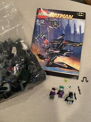 Lego Batman; The Batwing: Joker's Aerial Assault