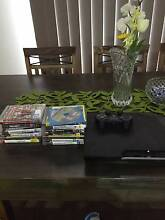 PS3 with games included Lyndhurst Greater Dandenong Preview