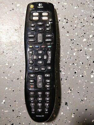 Logitech Harmony 300 Universal Remote Control