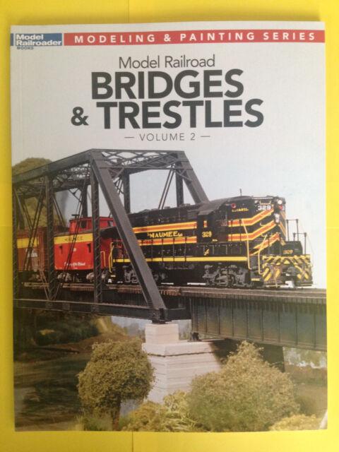 Neu Fachbuch Bridges & Trestles Vol.2 Farbbildmaterial und Illustrationen