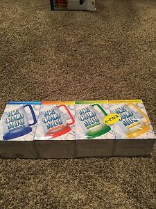 4 ice cold mugs - never been opened