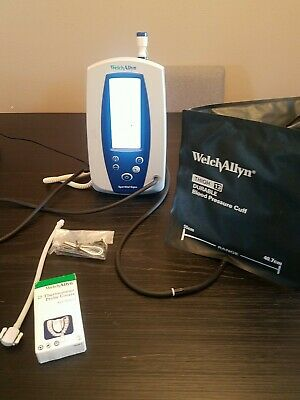 Welch Allyn Inc. 420 Series Spot Vital Signs Monitor. Head Only. Tested. Works
