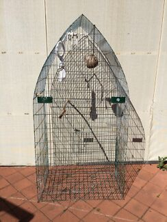 Large bird cage Huntingdale Gosnells Area Preview