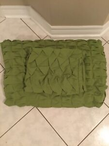 """Twin Duvet Set from """"Bouclair"""" """"Excellent Condition"""""""