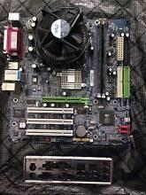 CPU/Mobo/RAM - Socket 775 Gigabyte GA-8S661FXM-775 Beeliar Cockburn Area Preview