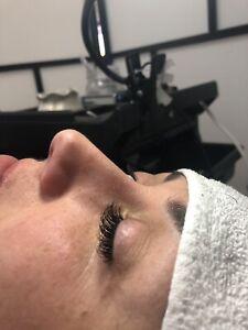 Eyelashes/ Eyebrows threading or Full face Threading