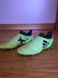 Adidas X 17+ Pure Speed Soccer Cleats