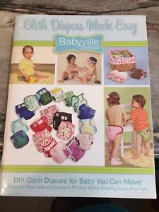 Cloth Diapers Made Easy
