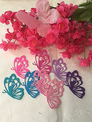 35 BUTTERFLY PAPER CUT - Butterfly Cut Outs