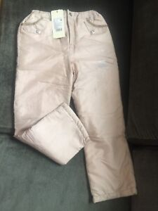 Snowpants, winter pants, girls size 6,7 years. New