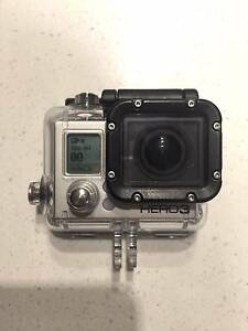 GoPro Hero 3 Silver Edition (w/ SP POV Hard Case & Accessories) Eight Mile Plains Brisbane South West Preview