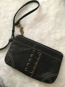 Coach Clutch - 100% Leather