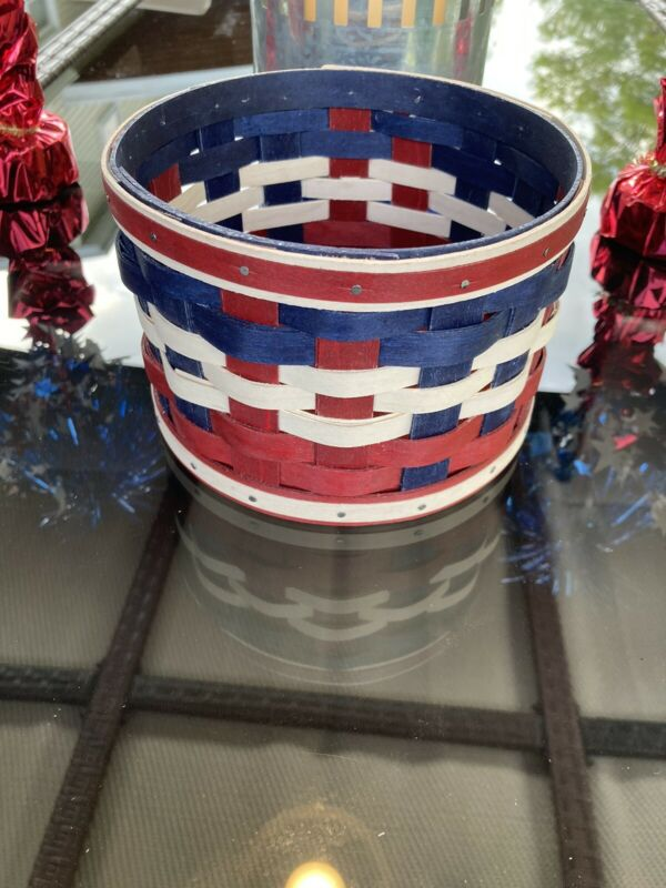 Longaberger Patriotic Basket