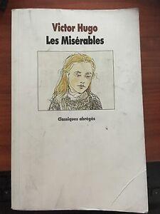 Roman Les Misérables