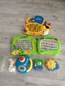 Teaching / Learning Interactive Toys