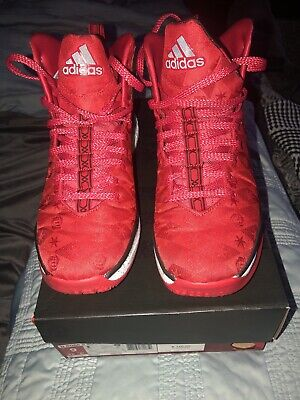 Adidas D Rose 5 Boost Woven Mens Size 9