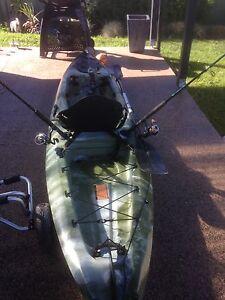 Kayak Miners Rest Ballarat City Preview