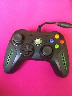 POWER A XBOX 360 WIRED CONTROLLER (LIGHTS + 2 SPEED FAN) In Vgc for sale  Shipping to Nigeria