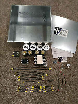 20hp Rotary Phase Converter Quick Build Kit