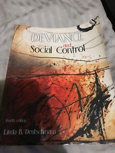 Deviance and Social Control Textbook - Sociology Textbook