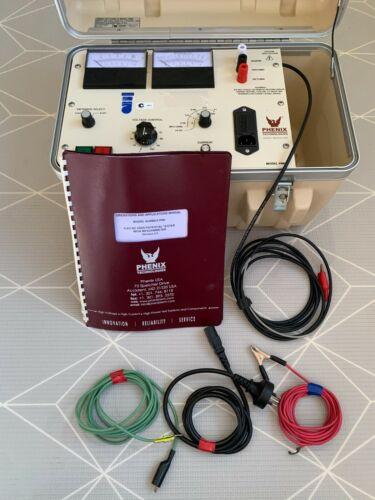 Phenix Technologies PM6 6kV Portable DC Hipot Tester/Megohmeter