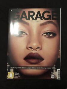 Garage Magazine 11 Willow Smith Karl Lagerfeld FW 2016 Love Another Vogue