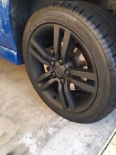 VE SV6/SS RIMS AND NEW TYRES Menai Sutherland Area Preview