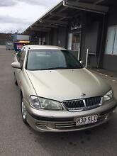 2002 Nissan Pulsar Sedan *****MUST SELL BY THE END OF MAY***** BA Miami Gold Coast South Preview