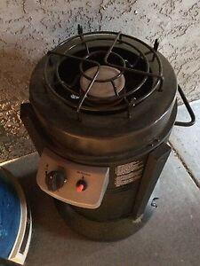 Burner propane