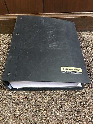 Genuine Original New Holland W110b Wheel Loader Repair Shop Service Manual