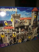 Playmobil Knights castle 4865 Burns Beach Joondalup Area Preview