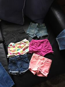Baby Gap Old Navy Joe girls 2T shorts