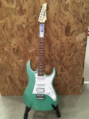 Ibanez GRX40-MGN Mint Green 6 string Electric Guitar 32689