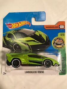 Hot wheels Lamborghini Veneno