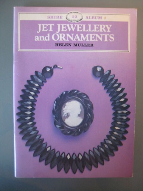 Jet Jewellery and Ornaments by Helen Muller (Paperback, 1998)