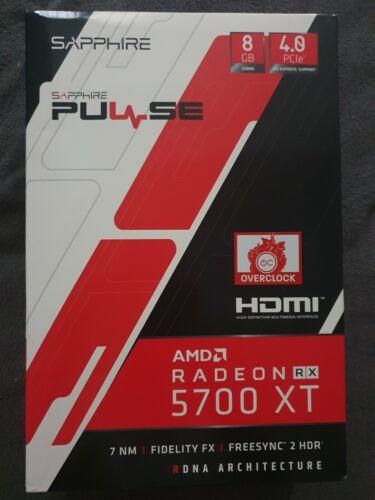 Sapphire AMD Radeon RX 5700 xt pulse Gaming Grafikkarte