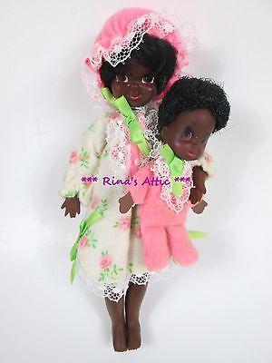 Vintage Mattel 1970 Pretty Pairs NAN & FRAN Doll
