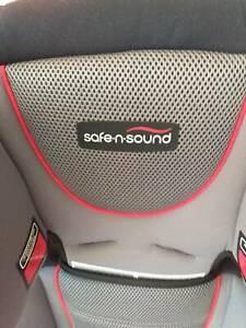 Safe N' Sound Booster Car Seat