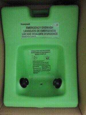 Honeywell 16 Gallon Porta Stream Ii Emergency Eyewash Station 6jd87 - New