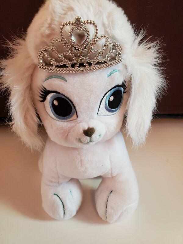 """Build a Bear BABW Palace Pets Cinderella Pumpkin Plush Dog Poodle 12""""  2013"""
