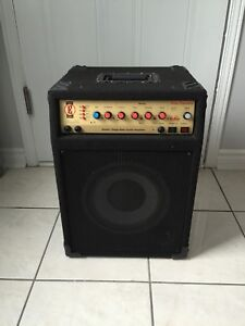 Eden Time Traveler 1x10 Bass Combo with cover