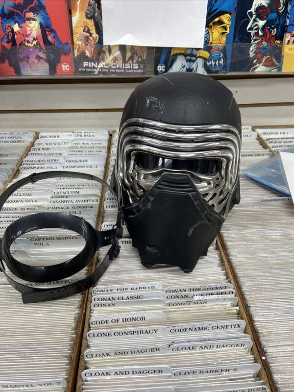 star wars black series kylo ren helmet