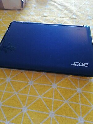 Acer Aspire One ZG5 Netbook - working but needs upgrading