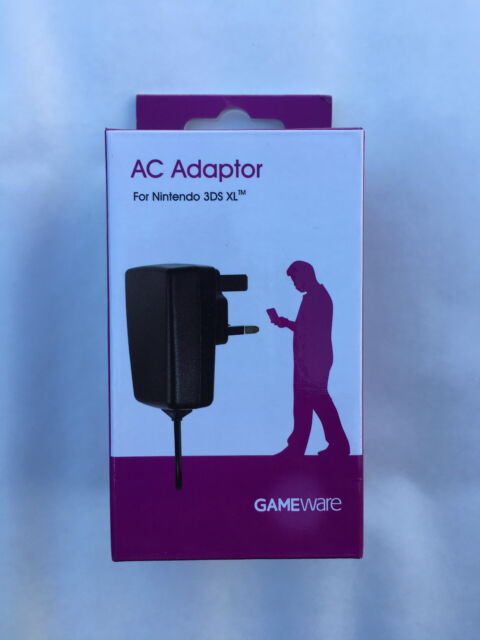 Nintendo Power Adapter Wall Charger for Nintendo 2DS 3DS DSi & XL GAME.CO.UK