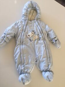 Baby Bell Snow Suit