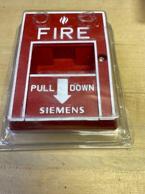 Siemens MSI-10B Addressable Single Action Manual Pull Station 500-893080