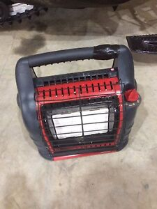 Big buddy heater and accessories