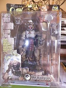 2001 NEW STAN WINSTON CREATURES REALM OF THE CLAW NAKURU ACTION FIGURE HTF