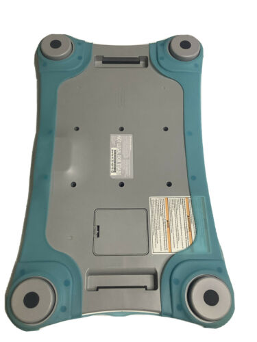 Nintendo Wii Fit Balance Board Board Only Needs Battery Blue Cover - $39.99